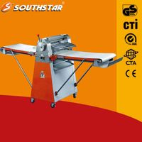 China Supplier Low Noise 520 Desktop Dough Sheeter For Pastry Used thumbnail image
