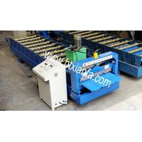 Trapezoidal Roof Panel Roll Forming Machine