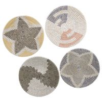 Seagrass placemats wall decoration plates thumbnail image