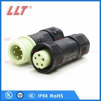 LLT M20 5pin electric waterproof connector