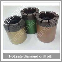 Diamond core drill bit, hard rock drill bits, diamond drill bits thumbnail image