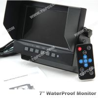"7"" Waterproof IP69K Digital LCD Monitor (TOP-D7002) thumbnail image"