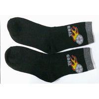 Knitted fashion sock cotton sports adults school socks thumbnail image
