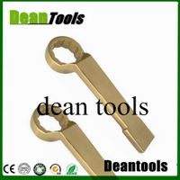 OFFSET RING BOX END non sparking high neck striking socket 12point box spanner ,wrench thumbnail image