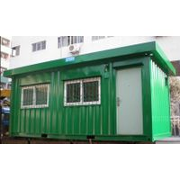 Convenient and Comfortable Movable Container House