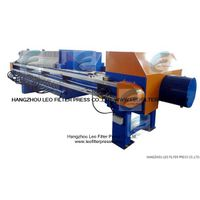 Leo Filter Press Fully Automatic Palm Oil Membrane Filter Press thumbnail image
