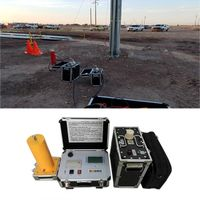 Very Low Frequency Tester VLF HV Hipot Tester VLF Seno Megger For Electric Testing Equipment thumbnail image