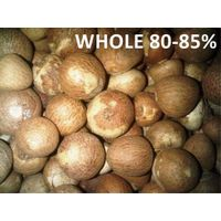 Betel nuts split whole Indonesian origin thumbnail image
