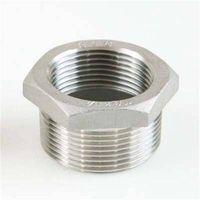 stainless steel hexagon bushing pipe fitting