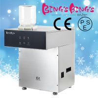 Snow ice flake Bingsu Machine sulbing ice maker BingsBings Mini-i Korean Ice Cream Maker