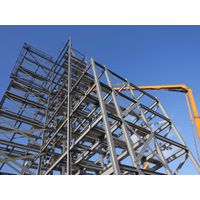 Efficient Speedy Construction Building Prefabricated Steel Structure Frame Hotel thumbnail image