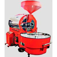 INDUSTRIAL COFFEE ROASTER ( 120 kg/batch )