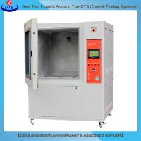 Electronic Lab Environment Testing Machine IP56X Sand Dust Simulator Test Chamber thumbnail image