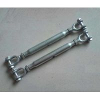 Galvanized DIN1478 rigging closed body turnbuckle