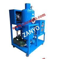 vacuum oil water separator
