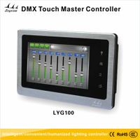 DALI touch screen master controller