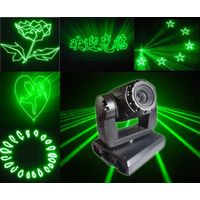 1W High Power Green Animation Laser Moving Head Light thumbnail image