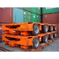 China modular trailer manufacturer