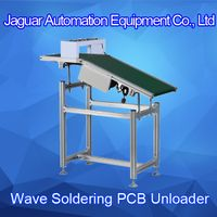 Automatic PCB Conveyor DIP Wave Soldering Unloader thumbnail image