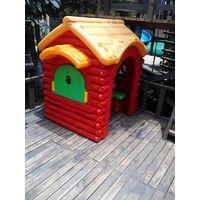 Fadeless Children Plastic Playhouse Nice Design