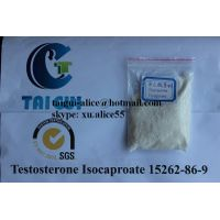 Safe Muscle Building Steroids / Testosterone Isocaproate For Male Sexual Dysfunction CAS 15262-86-9