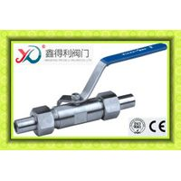 Q21F Q61F stainless steel welding ball valve