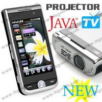 Quadband TV P790, 3.2 inch touch screen, FM projector cellphone wholesales from China thumbnail image