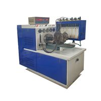 XBD-619S Diesel Injection Pump Automatic Testing Machine thumbnail image