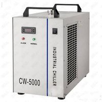 High efficient industry laser water chiller CW5000 thumbnail image