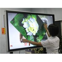 Digital touch screen all in one pc