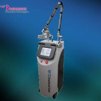 RF metal tube fractional Co2 laser stretch mark removal