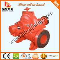 double suction fire fighting pump