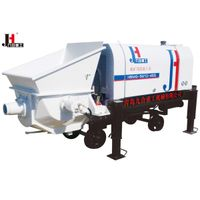 Ming concrete pump ModelHBMG-30,50,80 for sale with good price