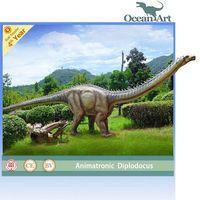 china realistic animatronic dinosaur