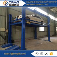 Hydraulic Car/Vehicle Parking Lift