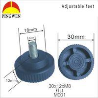 Adjustable leveling feet thumbnail image