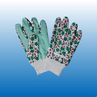 Mini PVC dots Gardening Gloves(WF1012) thumbnail image