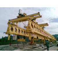 Experience railway bridge erection machine beam launcher
