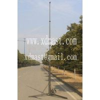 8-10 M Pneumatic Telescopic masts