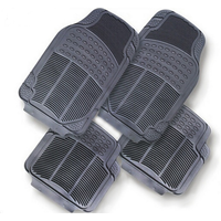 4 pieces pvc car mats