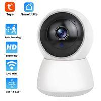 Tuya 1080P Mini IP Camera WiFi Baby Monitor CCTV Camera Indoor Remote Smart Home Security Camera thumbnail image
