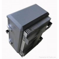 40w 8 Bands Waterproof Cell Phone Jammer GSM CDMA 3G 4GLTE and WiFi GPS Signal Jammer With Built In