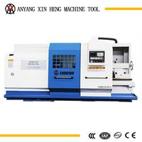 Horizontal cnc metal lathe machine for sale