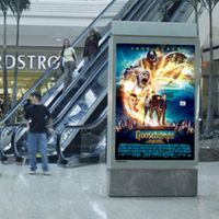 46 inch 4G wifi full hd shopping mall advertising digital diaplay touch screen kiosk price