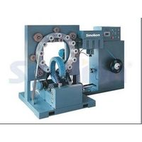 H600L vertical ring stretch wrapping machine