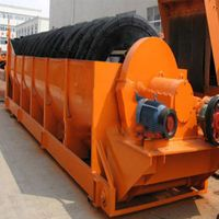 best service screw ore washer