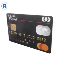 Contactless smart card CR80 blank plastic PVC 125KHZ contactless smart card thumbnail image