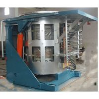 500kg Induction Melting Furnace for Copper