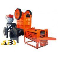 small mobile crusher model PE250*400 thumbnail image