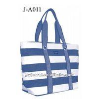 Welcome OEM! Colorful and eco-friendly fashion beach bag wholesale (J-A011)